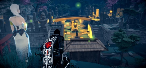 Aragami launching this Fall on PC/PS4