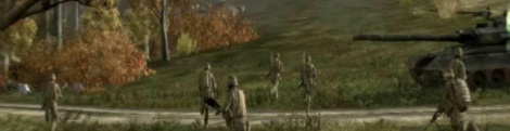 Arma 2 launches a new trailer
