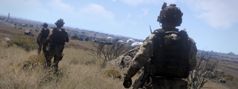 ARMA 3 : Limnos becomes Altis