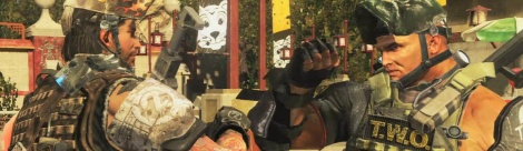 Army of Two: 40th Day trailer