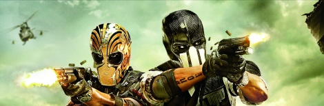 Army of Two TDC gets introduced