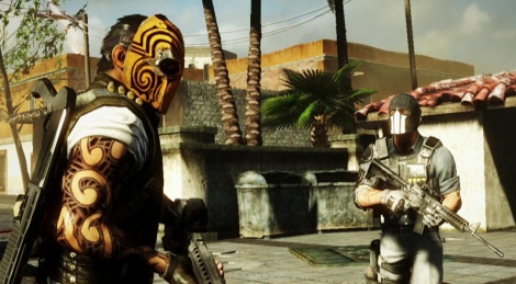 Army of Two TDC : Overkill Trailer
