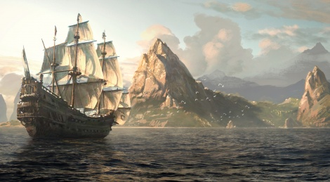 Assassin's Creed hoists the black flag
