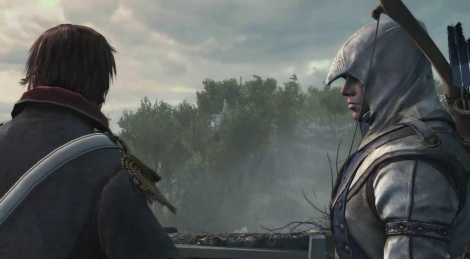 Assassin's Creed III en gameplay