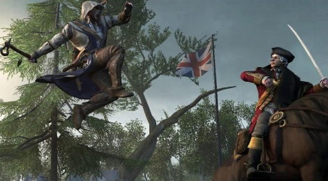 Assassin's Creed III lance la Révolution