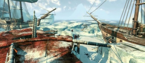 Assassin's Creed III: Trailer multijoueur