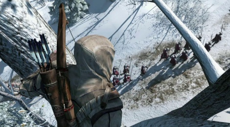Assassin's Creed III: Weapons trailer