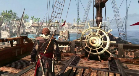 Assassin's Creed IV: Stealth gameplay