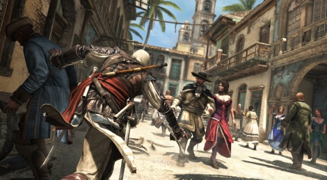 Assassin's Creed IV talks Golden Age
