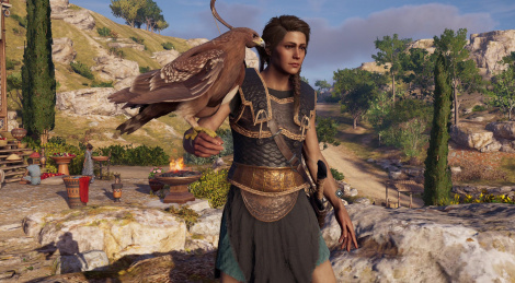 Assassin's Creed Odyssey en vidéos