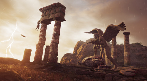Assassin's Creed Odyssey now available