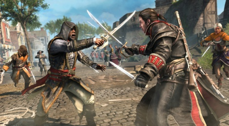 Assassin's Creed Rogue new trailer