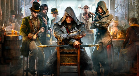 Assassin's Creed: Syndicate announced