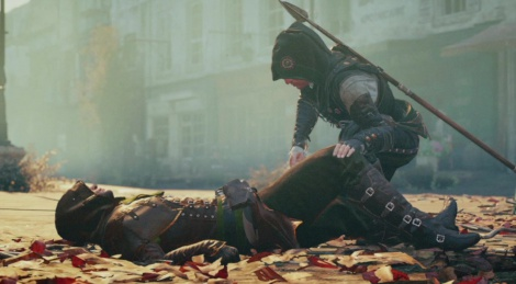 Assassin's Creed Unity co-op trailer