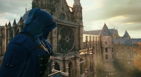 Assassin's Creed Unity new trailer