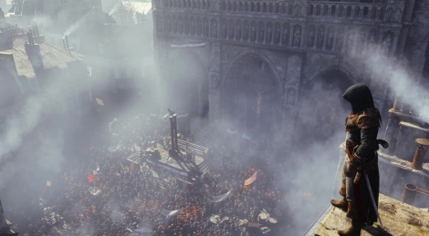 Assassin's Creed Unity sneak peek
