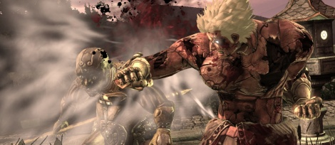 Asura's Wrath announced by Capcom