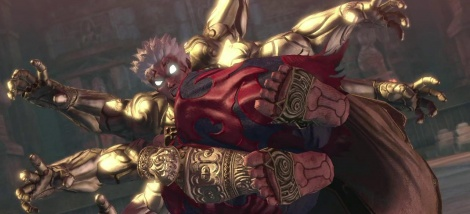 Asura's Wrath: Launch trailer