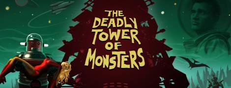 Atlus announces The Deadly Tower of Monsters