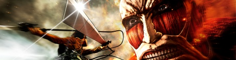 Attack on Titan trailer and screens