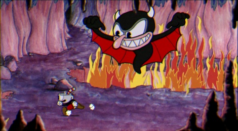 Back in time with Cuphead