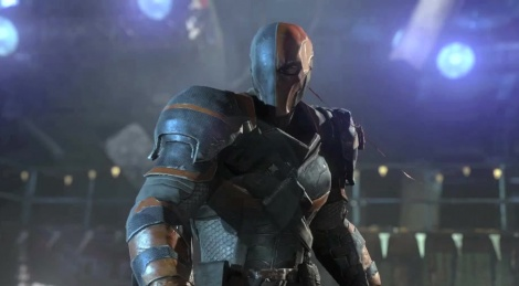 Batman AO: Deathstroke trailer
