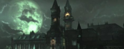 Batman Arkham Asylum: Les origines