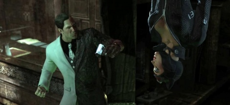 Batman Arkham City: Gameplay video