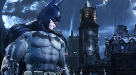 Batman Arkham City images