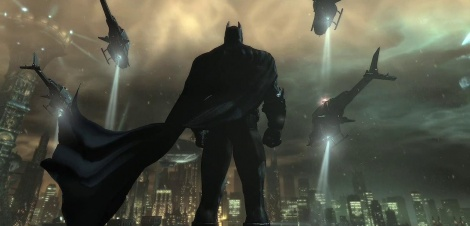Batman Arkham City se lance
