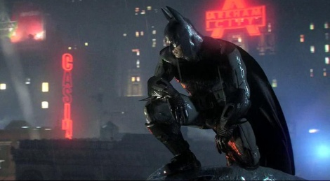 batman arkham city trailer - photo #11