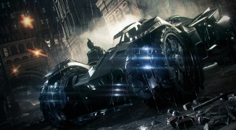 Batman: Arkham Knight new screens