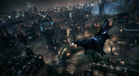Batman: Arkham Knight new trailer