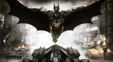 Batman: Arkham Knight revealed