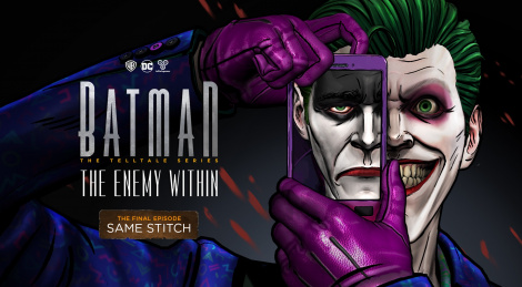 Batman: The Enemy Within ends with two Jokers