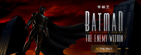 Batman: The Enemy Within - Episode 2 Trailer
