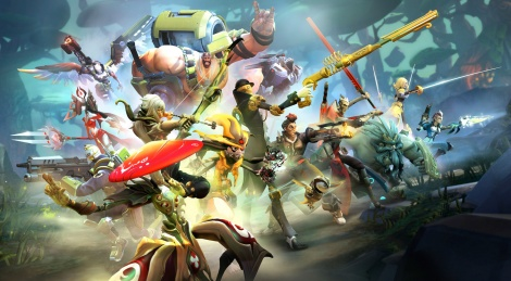 Battleborn: Bootcamp Trailer