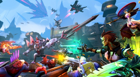 Battleborn new screens