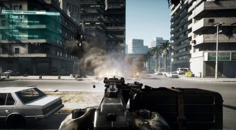 battlefield 3 pc multiplayer gameplay 1080p vs 720p