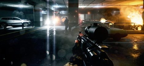 Battlefield 3 new screens