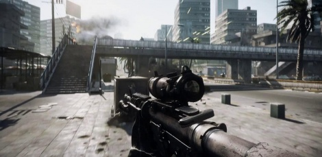 Battlefield 3: New Trailer