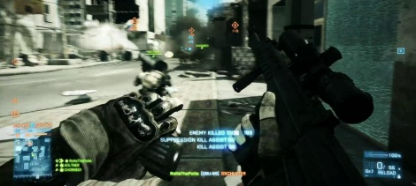 Battlefield 3 : Trailer Strike At Karkand