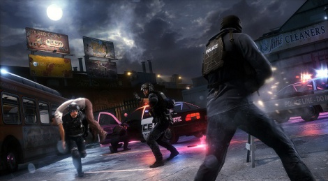 Battlefield Hardline beta screens