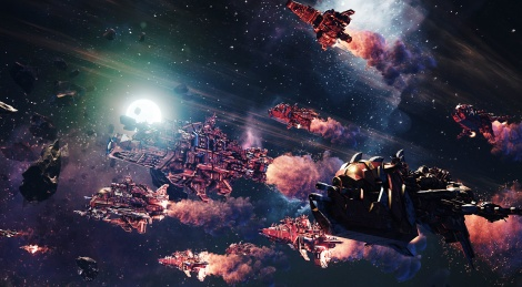Battlefleet Gothic: Armada gets beta, new trailer