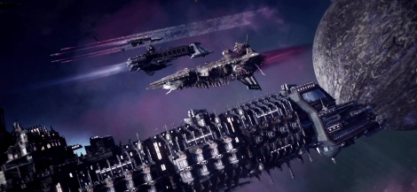 Battlefleet Gothic: Armada is out