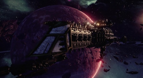 Battlefleet Gothic: Armada new trailer