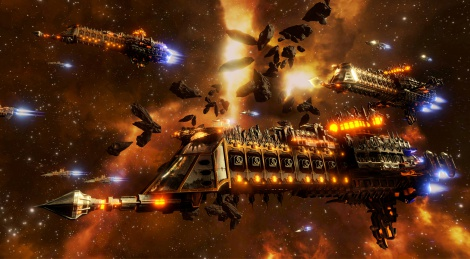 Battlefleet Gothic: Armada screenshots