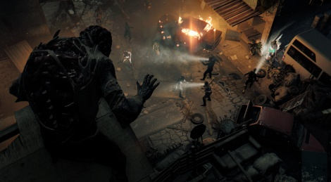 Be the Zombie in Dying Light
