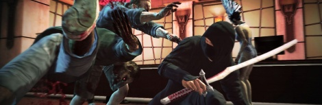 Become a Ninja in Dead Rising 2