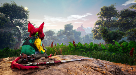 Biomutant: Gameplay Teaser